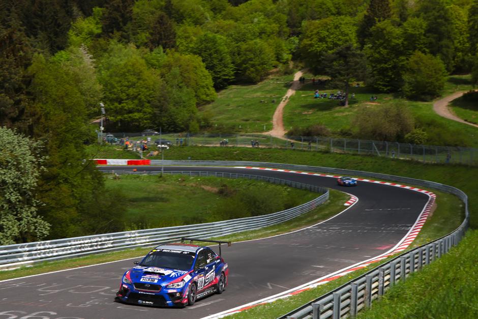 VLN Langstreckenmeisterschaft Nuerburgring 2016, 58. ADAC ACAS H&R-Cup (2016-05-14): Foto: Jan Brucke