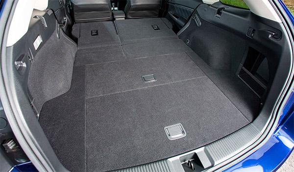 Subaru Levorg 1.6 maletero